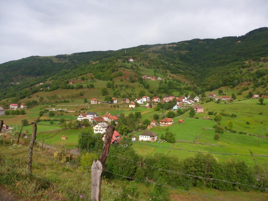 Back through Montenegran villages towards Plav