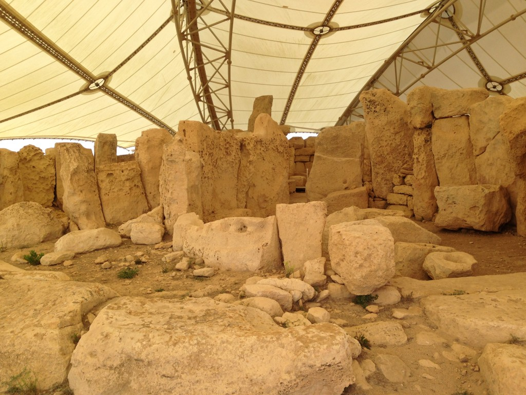 More of the ancient ruins