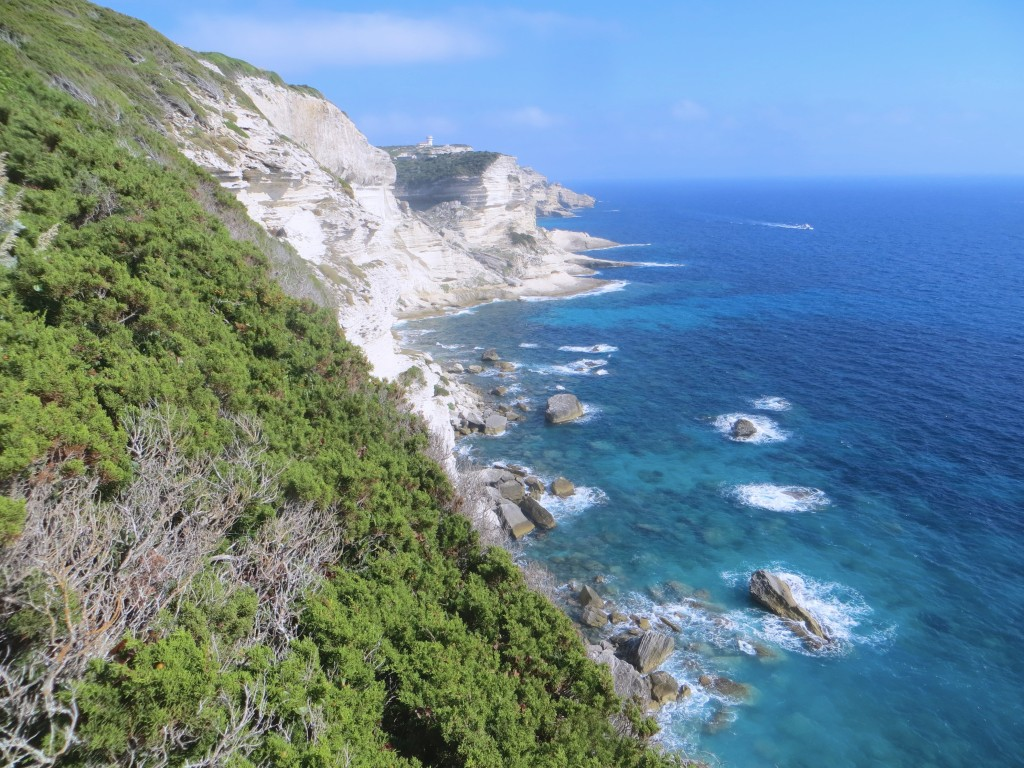 And one last view of the cliffs