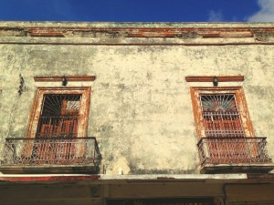 Lots of interesting buildings and colonial architecture