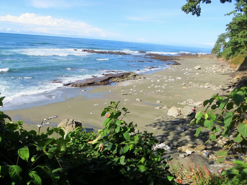 Dramatic Pacific beaches