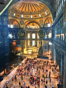 Crowds have been coming here for nearly 1,600 years and we're still amazed by it