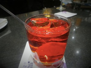 You'll notice no discussion of food in Madrid. After Bilbao and San Sebastián, Madrid was a real let down. We did, however, find a just-about-perfect Negroni and that counts for something!
