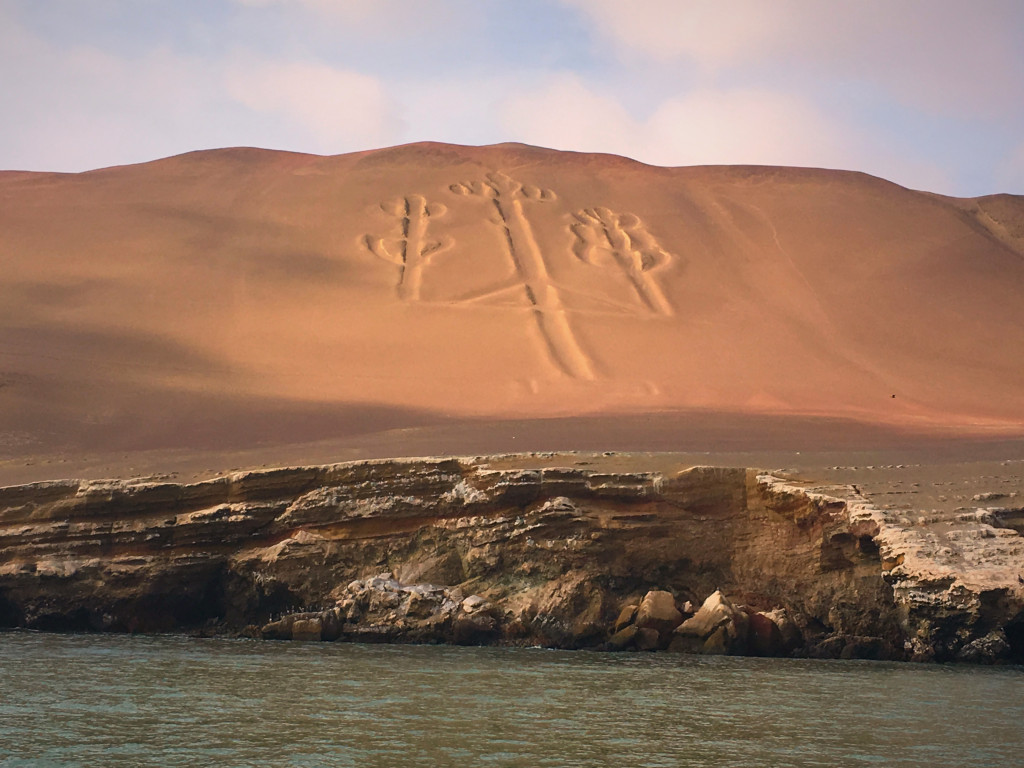 The Candelabra geoglyph, a 2,200-year-old mystery