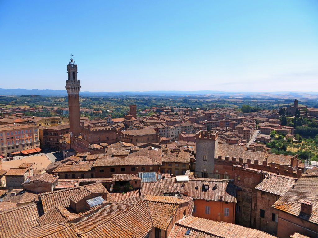 Another view of Siena