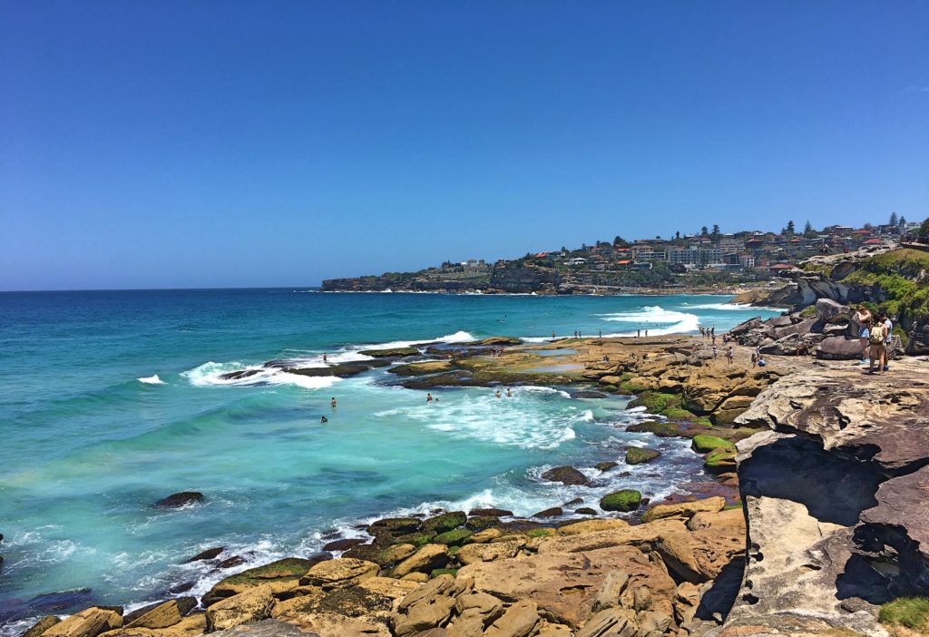 Still wondering what's so great about the Coogee-Bondi walk? Views like this...